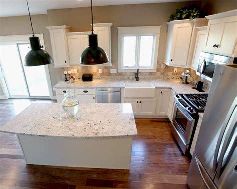 Fresh L Shaped Kitchen Layout Ideas With Island Gl