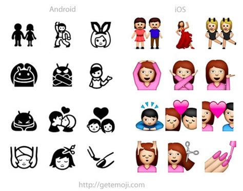 black emojis for android from blah to blob the history of android emoji android