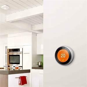 Nest Thermostat Operating Instructions Saskatchewan