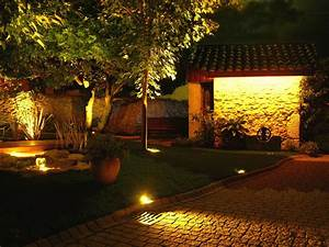 Eclairage Exterieur Jardin : clairage ext rieur comparatif guide d 39 achat ~ Melissatoandfro.com Idées de Décoration