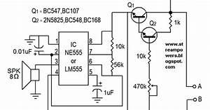 Wiring Diagram Ref  Simple Water Sensor Circuit Diagram