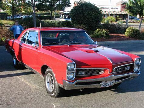 Pontiac Car : Pontiac Gto 1967 Pictures