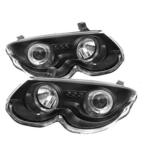 Chrysler 300m Headlights by Chrysler 300m 99 04 Projector Headlights Halo