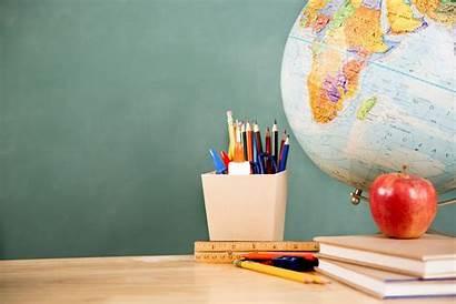 Supplies Wallpapers Education Schools Desktop Desk Backgrounds