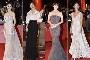 BIFF 2013 Red Carpet | Kim Minjung, Kim Hyojin, Kim Soyeon ...