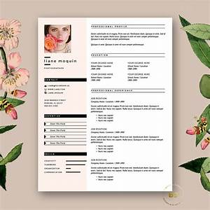 professional resume template and cover letter template for With fashion resume templates
