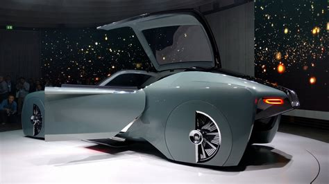 Rolls Royce Greatest Hits by Rolls Royce Unveils Its Driverless Car