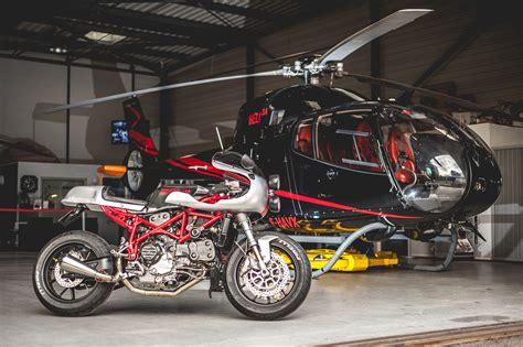 Ducati Modification by Modification Motorcycles 749s The Bike Shed