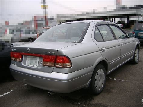nissan sunny 2002 2002 nissan sunny pictures