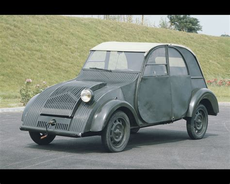 Prototype Cv by Citroen 2 Cv 1939 Prototype