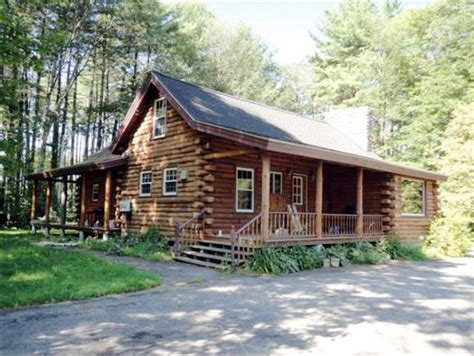 cabins in nh log homes for in nh on log cabins new hshire