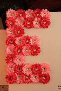 getting there diy foam board flower letters With floral foam letters usa