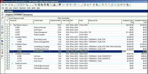 form   sample unique project management training plan