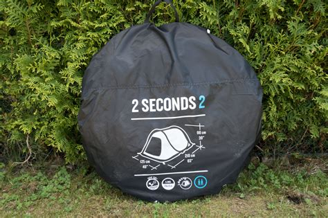 Quechua Fresh & Black 2 Seconds Easy Outmag