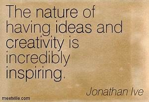 Quotes of Jonathan Ive About inspiring, creativity, ideas ...