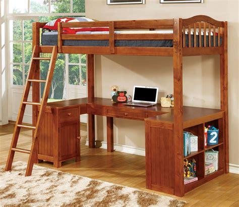 loft bed with desk underneath espresso wood twin loft bed with u shaped desk underneath
