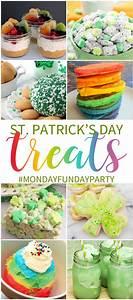 8 Great St. Patrick's Day Recipe Treat Ideas