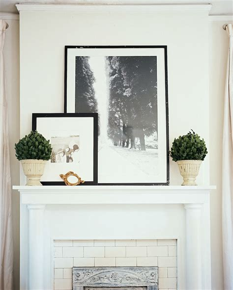 Fireplace Mantel Decor - 20 great fireplace mantel decorating ideas laurel home