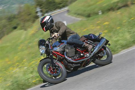 First Ride 2014 Moto Guzzi V7 Review Visordown