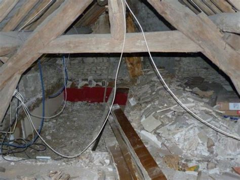 cuisine faux plafond aménager un grenier en chambre des combles deviennent de