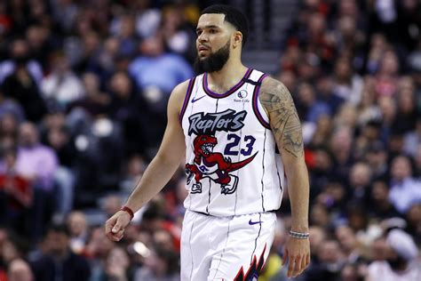 Fred VanVleet, Raptors Agree to 4-Year, $85M Contract with ...
