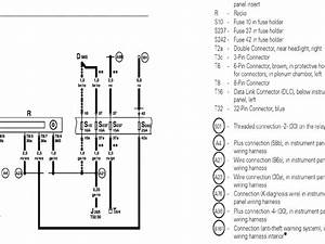 1999 Vw Beetle Radio Wiring Diagram