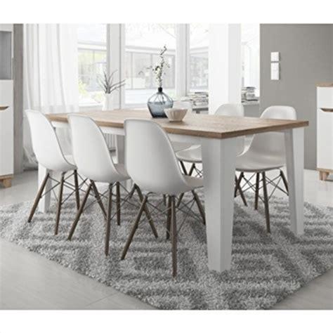 table chaises pas cher table de salle a manger avec chaise pas cher 28 images
