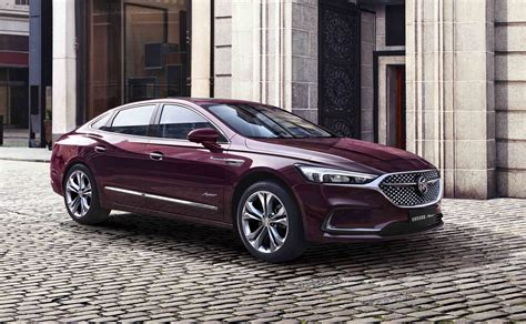 2020 buick lacrosse made handsome just as it s dropped in us