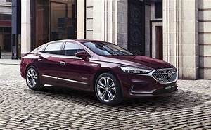 2020 Buick LaCrosse made handsome just as it's dropped in US