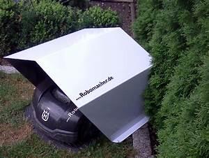 Rasenroboter Husqvarna 310 : garage f r ihren rasenroboter wichtig besonders bei hagel ~ Buech-reservation.com Haus und Dekorationen