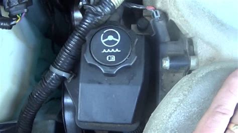 2007 chevy uplander shaft positioning censor replacement part 1 youtube