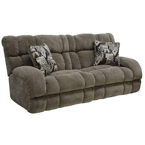 Reclining Sleeper Sofa by Siesta Reclining Sectional W Sleeper Porcini Catnapper