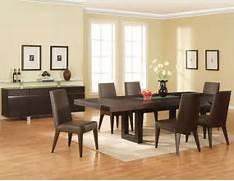Homelegance Marston 10 Piece Double Pedestal Dining Room Set In Dark Espresso