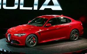 Mamma MiaThe New Alfa Romeo Giulia Finally Revealed