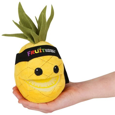 fruit ninja   plush  sound pineapple toys zavvi