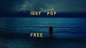 Iggy Pop - Free  Official Audio