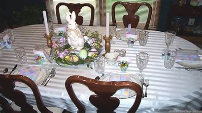 Easter Dinner Wallpapers Frankenstein Crazy Table