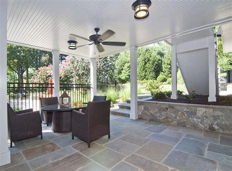 porch  patio renovation  dominion building group