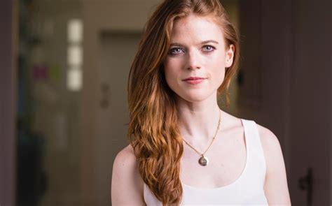 julia uk actress rose leslie on sex scenes sexism and dating kit harington