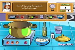 les jeux cuisine jeux de cuisine