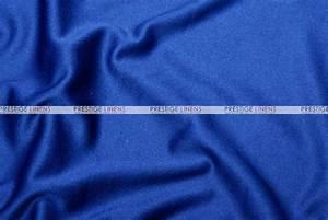 Scuba Stretch - Fabric by the yard - Royal - Prestige Linens