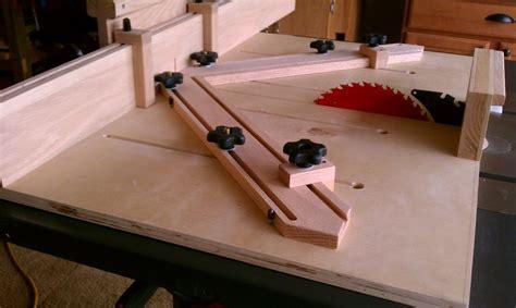 table  sled  jeff robinson  lumberjockscom