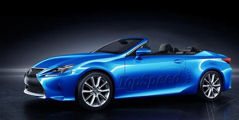 lexus convertible 2016 lexus rc convertible picture 568552 car review