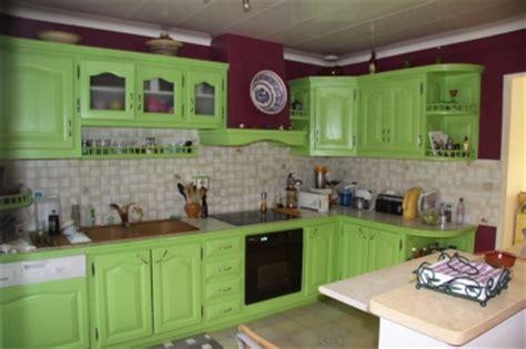 cuisine chocolat et vert anis simple chambre vert pistache et chocolat modle cuisine