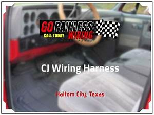 Low Cost Cj Wiring Harness