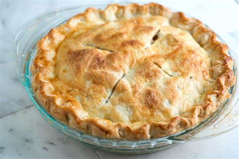 Use a pie crust bag. Easy All-Butter Flaky Pie Crust Recipe