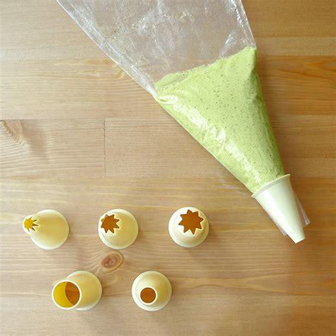 douille cuisine utiliser une poche à douille aline cuisine