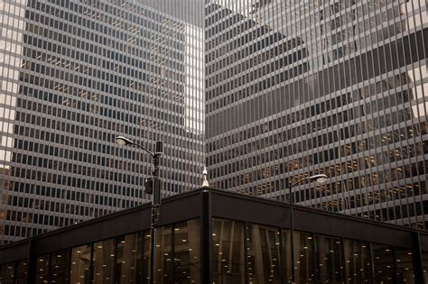 gallery  ad classics chicago federal center mies van