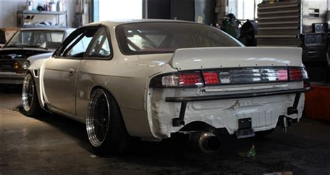 nissan sx  rb trunk wing spoiler