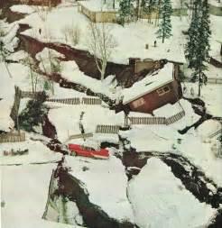 Alaska Earthquake 1964